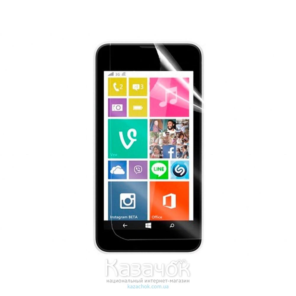 Защитная пленка Nokia 530 Lumia Clear