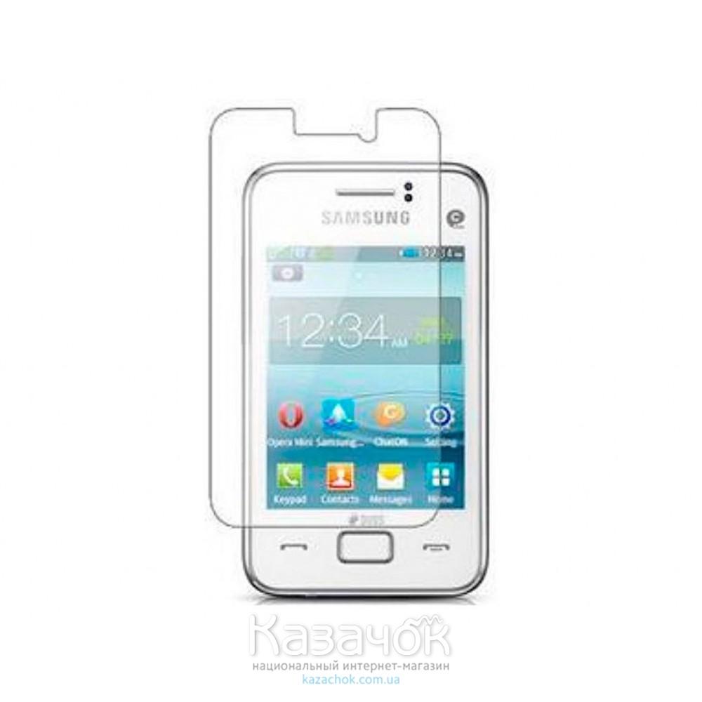 Защитная пленка Samsung S5222 Matte
