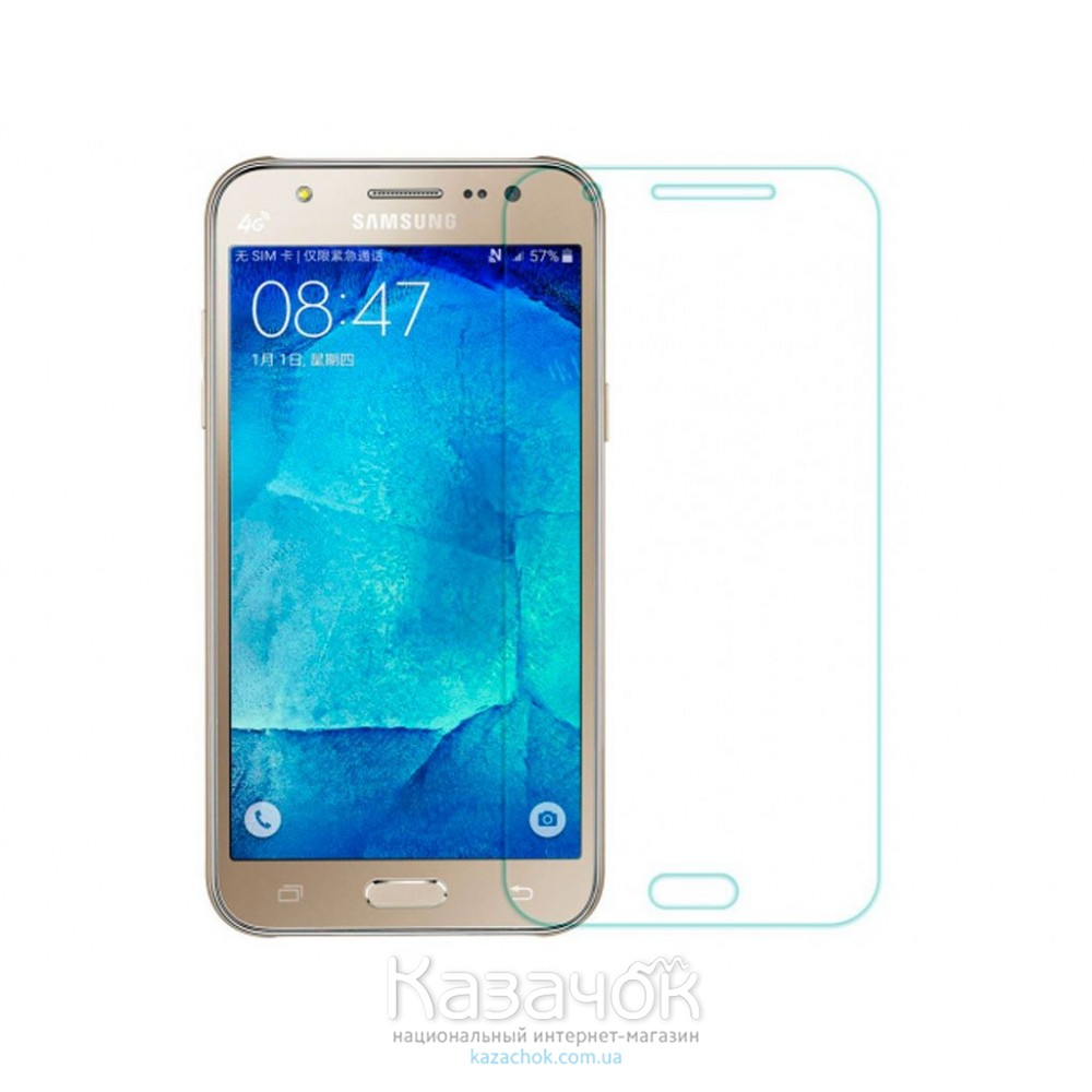 Защитная пленка Samsung J7 J700 Clear