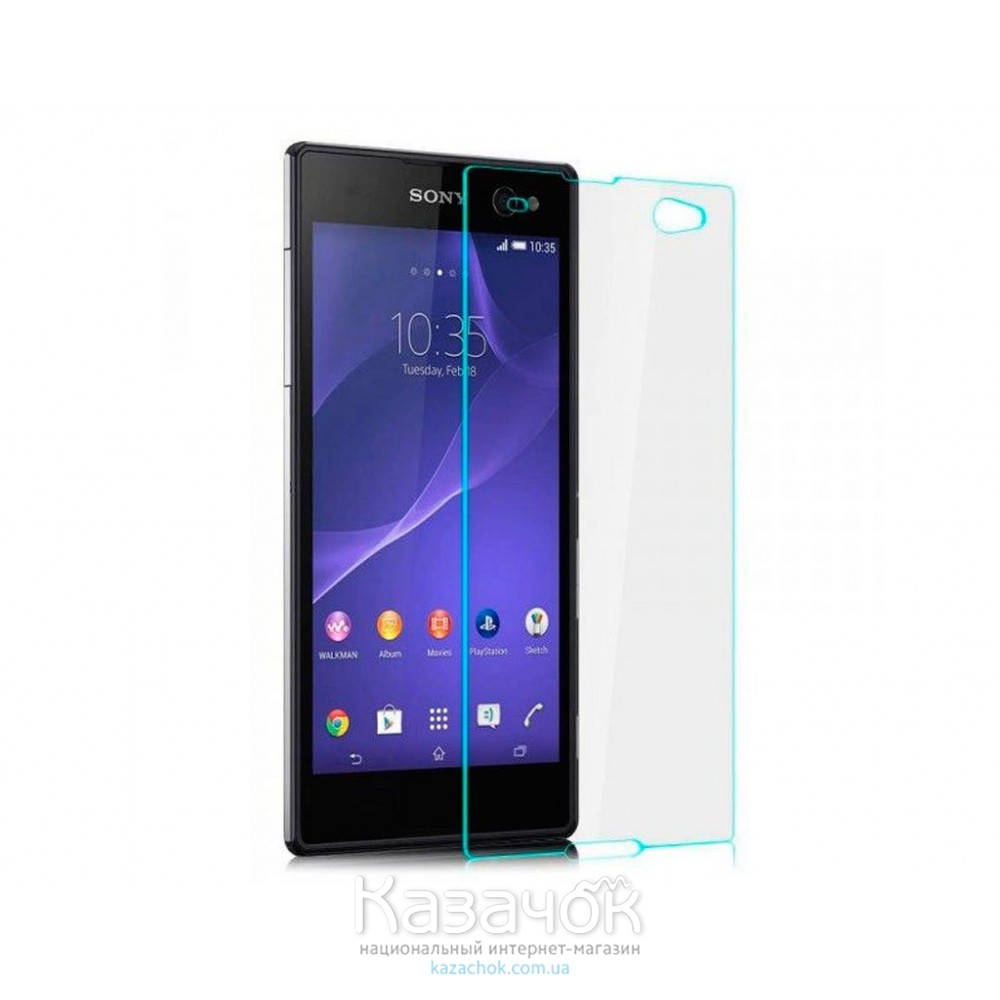 Защитное стекло Sony E4 E2115