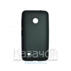 Силиконовая накладка Nokia 530 Black