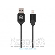 USB-кабель NILLKIN Aurora Lightning Cable 2.1 A Black