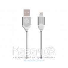 USB-кабель NILLKIN Aurora Lightning Cable 2.1 A Grey
