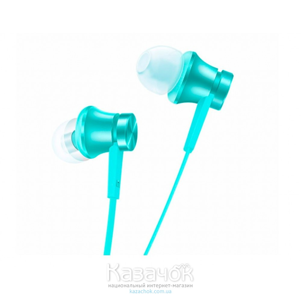 Наушники Xiaomi Mi Piston Fresh Bloom (ZBW4312GL) Blue
