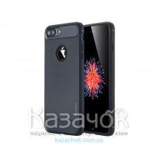 Силиконовая накладка iPaky Shockproof Lasi Series iPhone 7 Plus Black