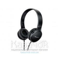 Наушники Panasonic RP-HF300GC-K Black