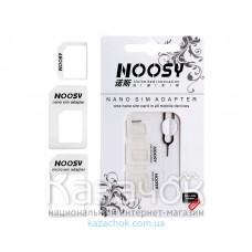 Переходник Noosy Micro-SIM/Nano-SIM