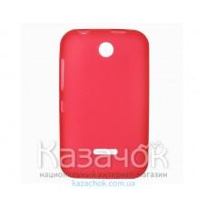 Силиконовая накладка Nokia 230 Red