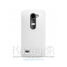 Силиконовая накладка LG Y50 Leon H324 White