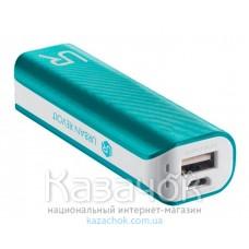 Внешний аккумулятор Trust URBAN REVOLT Power Bank 2200 blue