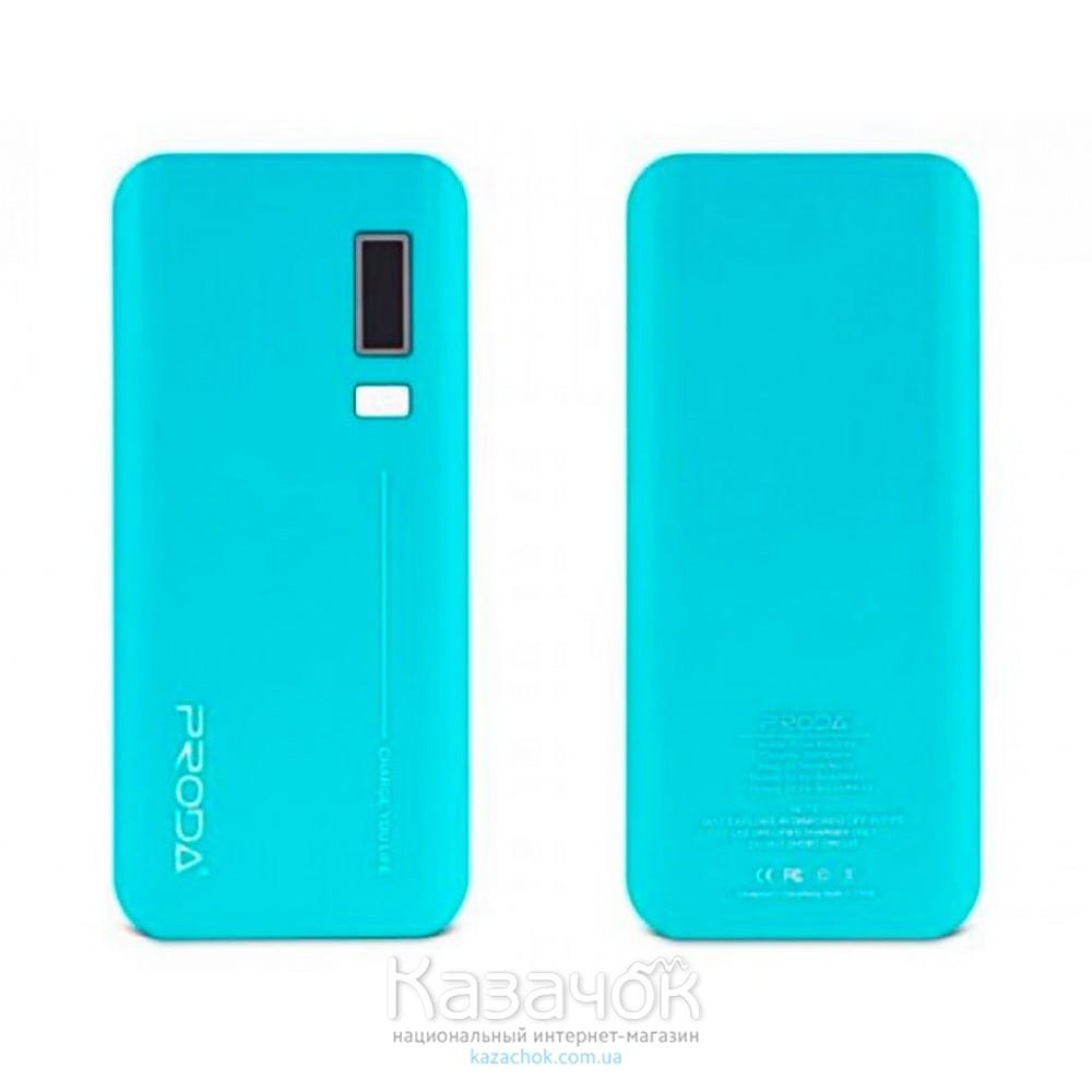 Внешний аккумулятор Remax Proda Jane 20000mAh Blue