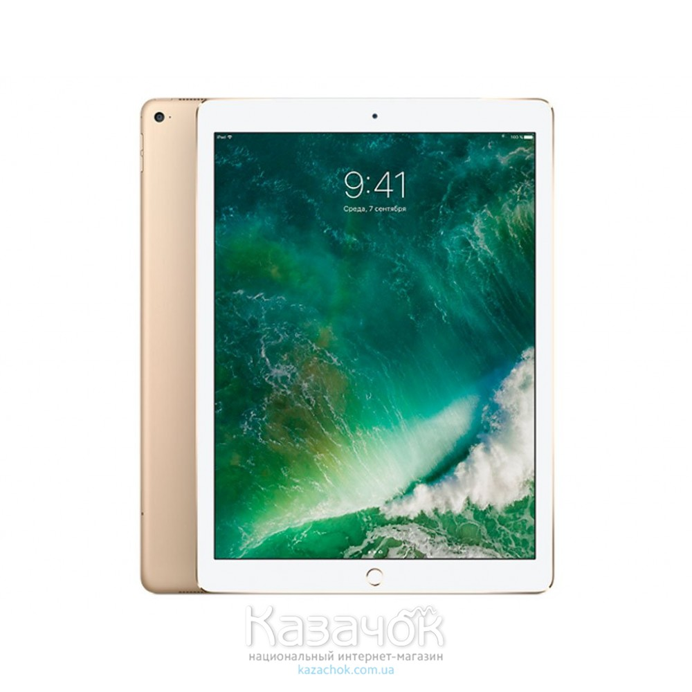 Планшет Apple iPad Pro 12.9 Wi-Fi 4G 128GB (ML2K2RK/A) Gold UA