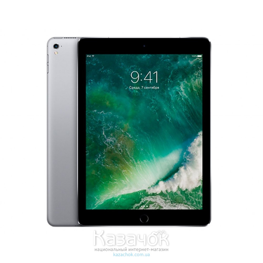 Планшет Apple iPad Pro 9.7 Wi-Fi 128GB (MLMV2RK/A) Space Grey UA