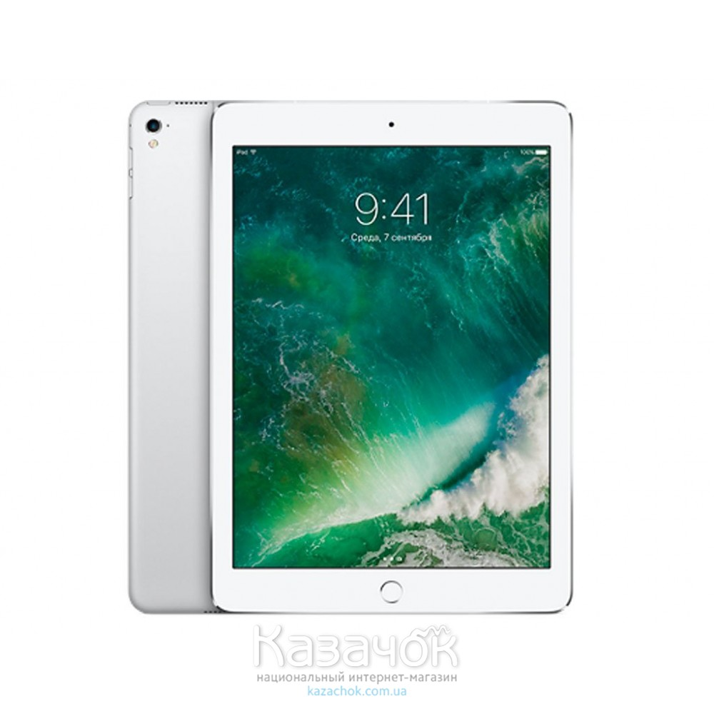Планшет Apple iPad Pro 9.7 Wi-Fi 4G 128GB (MLQ42RK/A) Silver UA