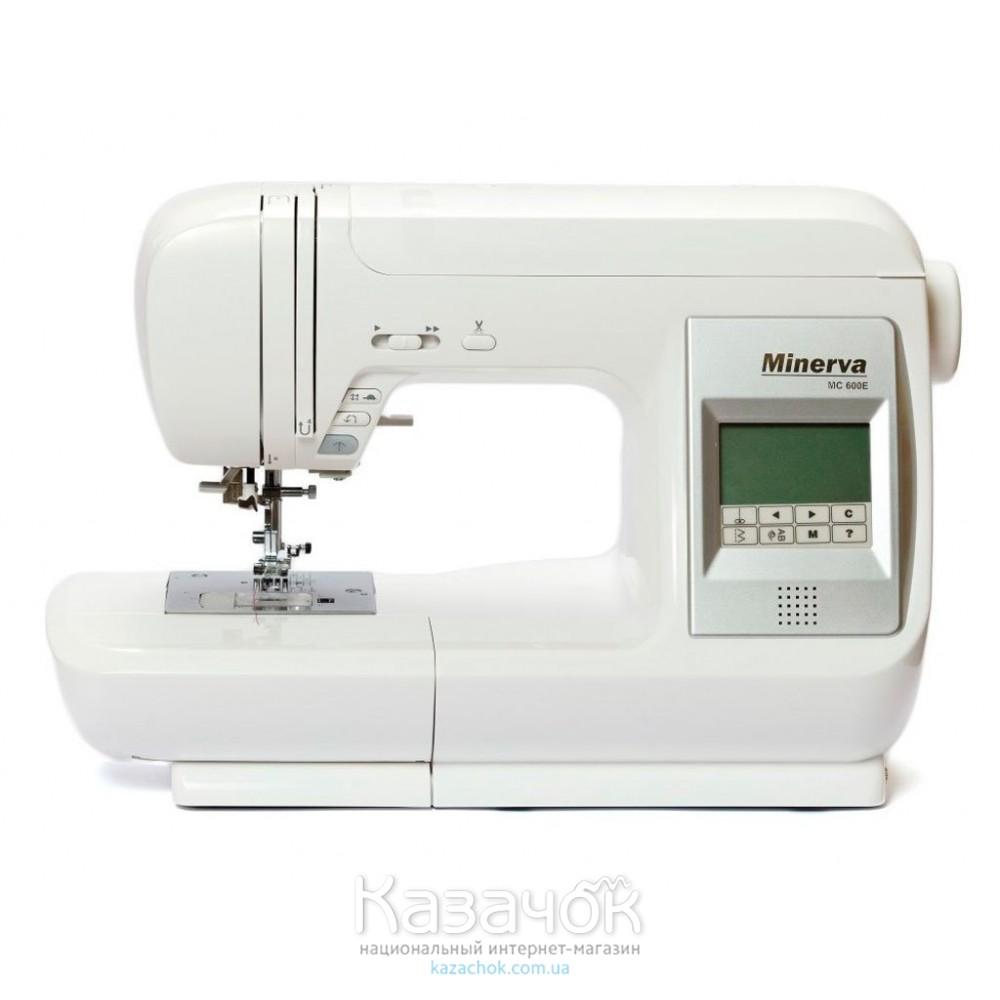 Вышивальная машина MINERVA MC600E