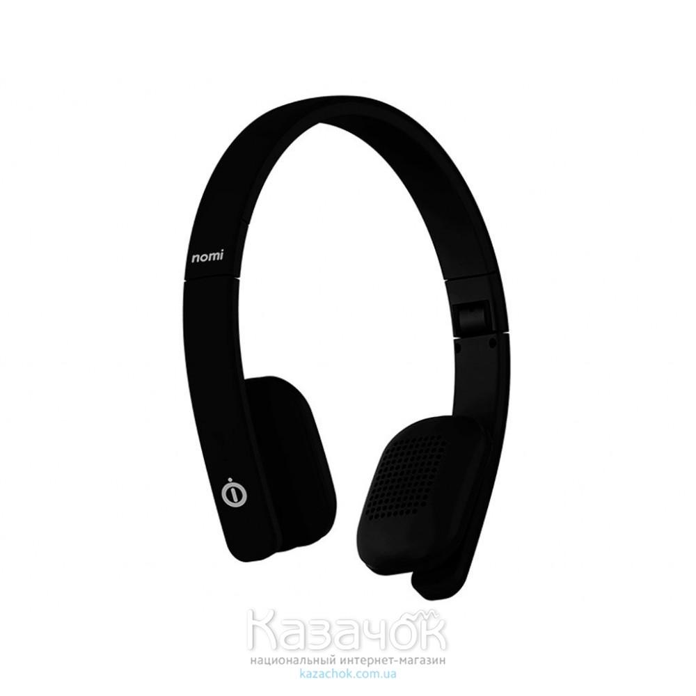 Наушники Bluetooth Nomi NBH-300 Black