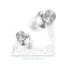Наушники Xiaomi Mi Piston Fresh Bloom Matte (ZBW4355TY) Silver