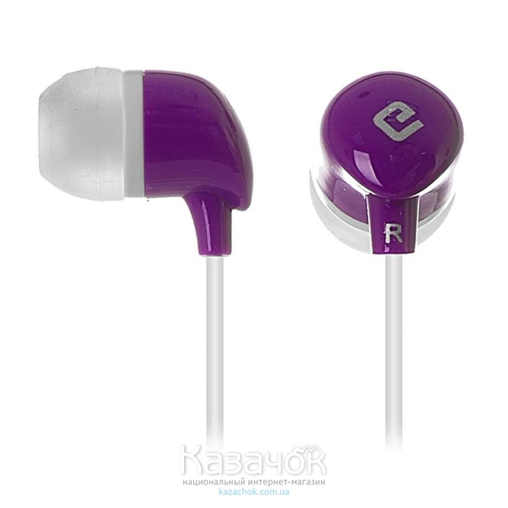 Наушники ERGO VT-229 Violet