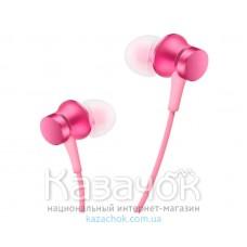 Наушники Xiaomi Mi Piston Fresh Bloom Matte (ZBW4356TY) Pink