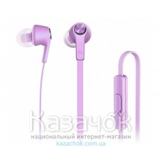 Наушники Xiaomi Mi Piston Fresh Bloom Matte (ZBW4357TY) Violet