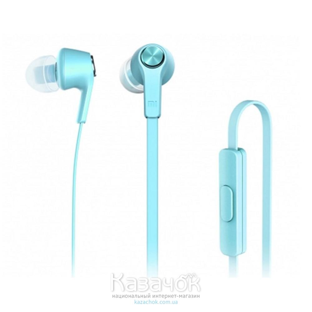 Наушники Xiaomi Mi Piston Fresh Bloom Matte (ZBW4358TY) Blue