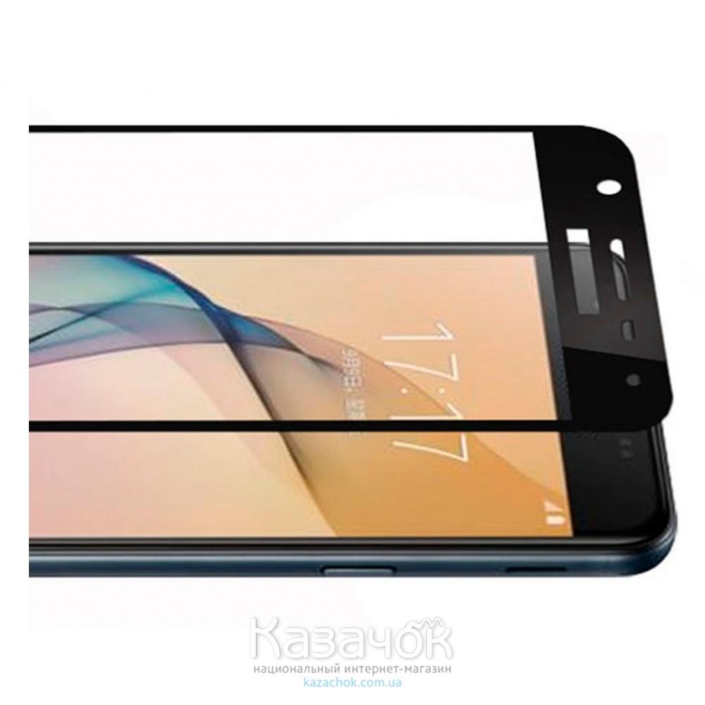 Защитное стекло Samsung J5 Prime G570 MOCOLO Full Cover Soft Black