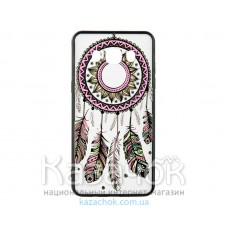 Пластиковая накладка Huawei Y3 II Rock Tatoo Art Totem