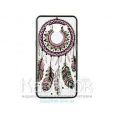 Пластиковая накладка Huawei Y5 II Rock Tatoo Art Totem
