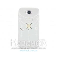 Силиконовая накладка Huawei Y3 II Brilliant Younicou Series Polaris Star
