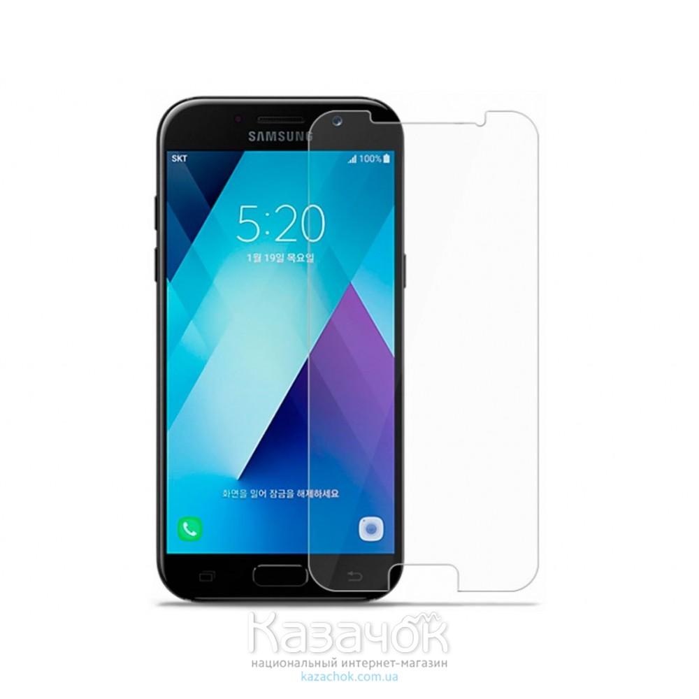 Защитное стекло Samsung J7 J730