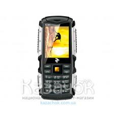 Мобильный телефон TWOE R240 Dual Sim Black