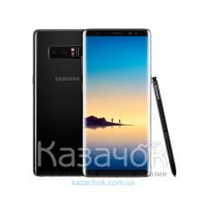 Мобильный телефон Samsung Galaxy Note 8 N950F 64GB Dual Sim Black