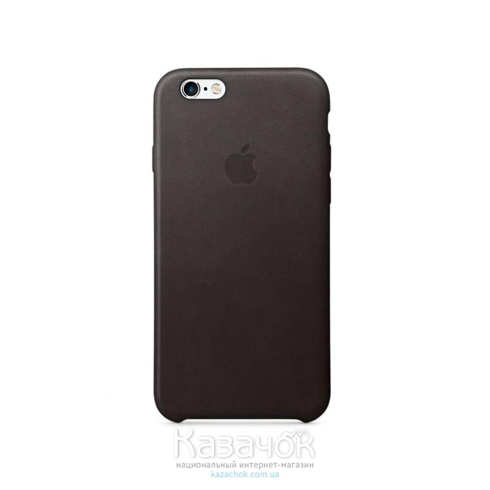 Original Soft Case iPhone 6/6S Black