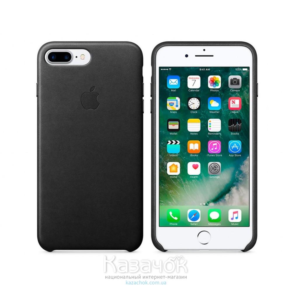 Original Soft Case iPhone 7 Plus Black