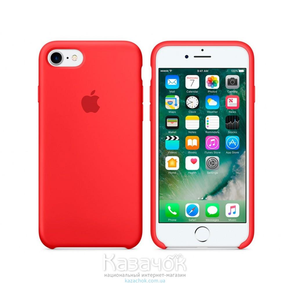 Original Soft Case iPhone 7 Red
