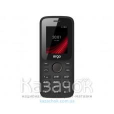 Мобильный телефон Ergo F182 Point Dual Sim Black
