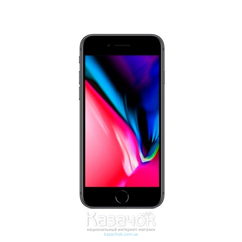Apple iPhone 8 256GB Space Grey (MQ7F2)