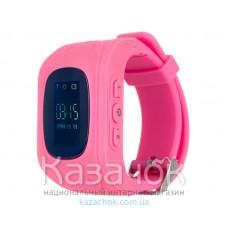 Детские умные часы ERGO GPS Tracker Junior Color K010 Pink