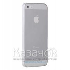 Чехол Ozaki O!coat 0.3 Jelly iPhone 5/5S Transparent (OC533TR)