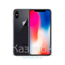 Apple iPhone X 256GB Space Grey UA