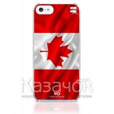 Чехол White Diamonds iPhone 5/5S Flag Canada (1210FLA08)