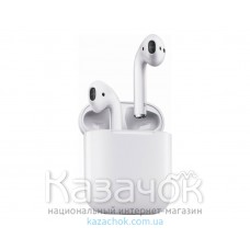 Беспроводные наушники Apple AirPods (MMEF2ZE/A) UA