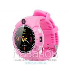 Детские умные часы ERGO GPS Tracker Color C010 Pink
