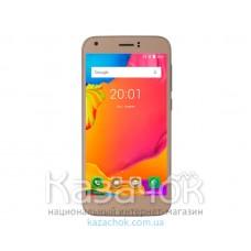 Мобильный телефон Ergo A502 Aurum Dual Sim Gold