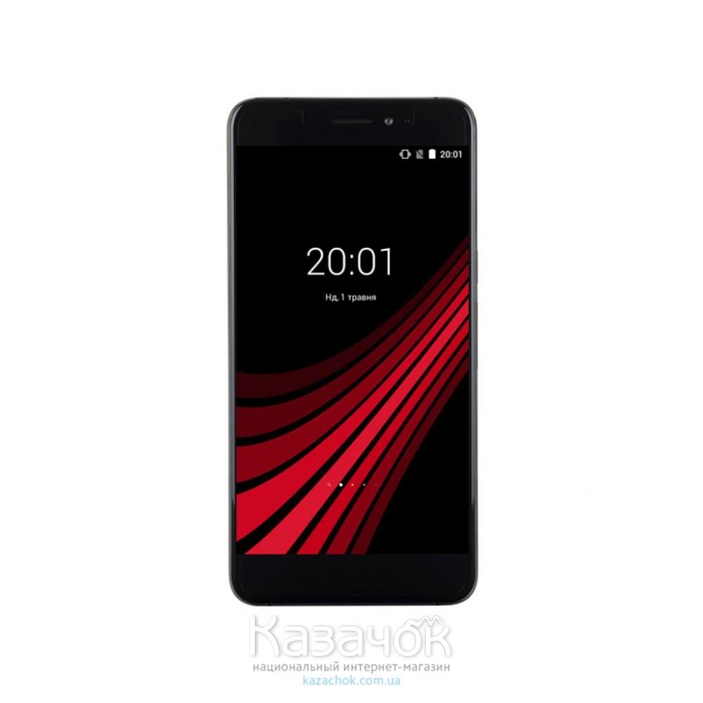 Мобильный телефон Ergo F501 Magic Dual Sim Black
