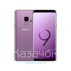 Мобильный телефон Samsung Galaxy S9 2018 G960F 64GB Dual Sim Lilac Purple