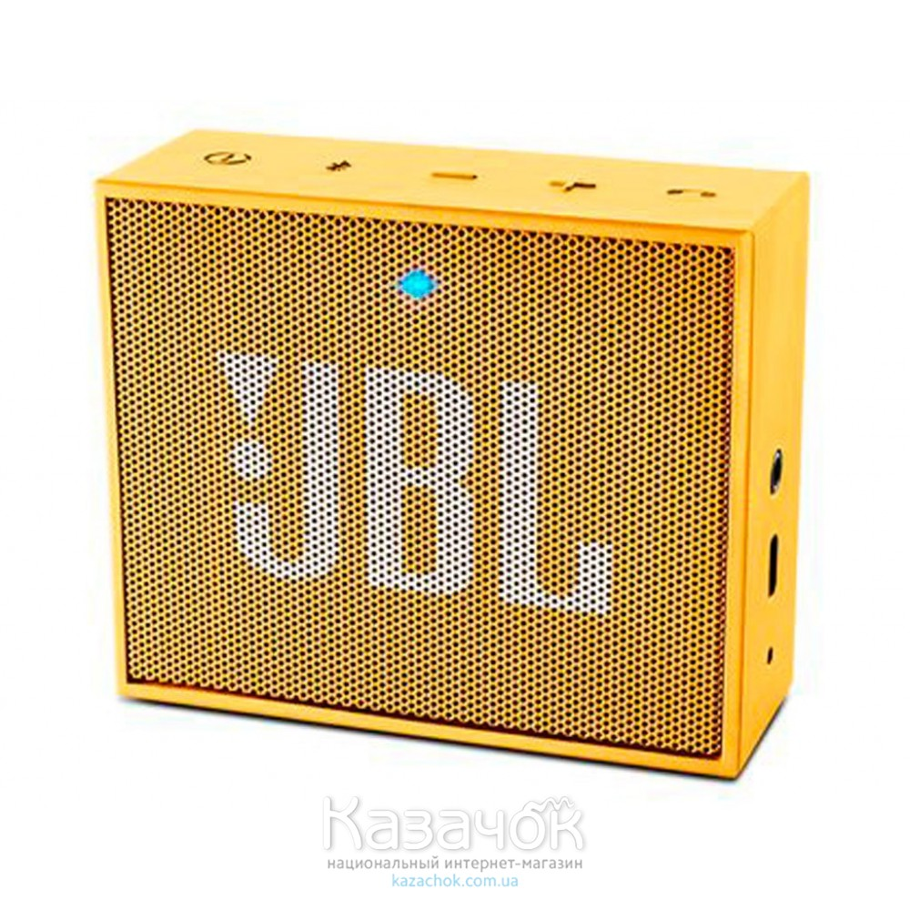 Портативная акустика JBL GO Yellow (JBLGOYEL)