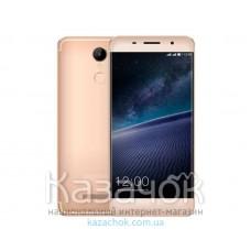 Мобильный телефон Bravis S500 Diamond Dual Sim Gold