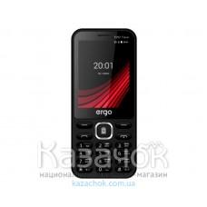Мобильный телефон Ergo F282 Travel Dual Sim Black
