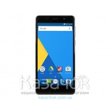 Мобильный телефон Bravis X500 Trace Pro Dual Sim Dark Grey